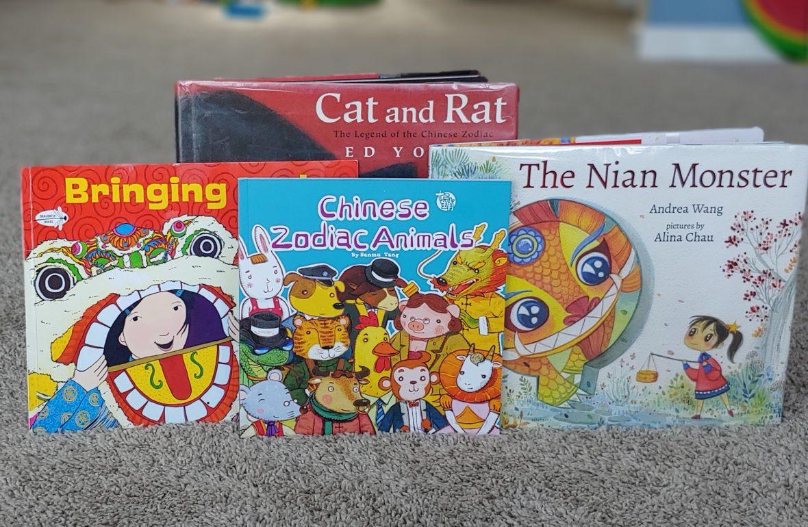 Chinese New Year Childrens Books
